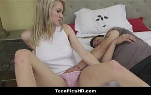 TeenPies Allie Rae's Step Brother Creampie