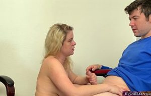 blonde mom and ant fuck son